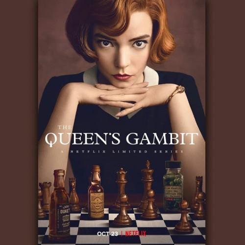 Novel 2021: The Queen's Gambit lebih dari sekadar keajaiban